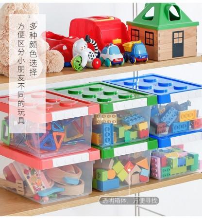 每周五收單►樂高玩具收納盒一組2入