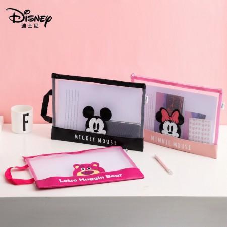 每周五收單►迪士尼正版授權卡卡通文具文件袋