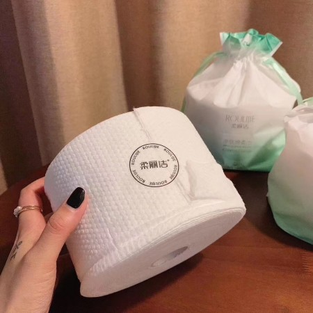 每周五收單►抖音爆款正品柔麗潔潔面巾洗臉巾