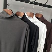 現貨供應完下架►舒服到爆炸磨毛打底衫       現貨色:黑3件/灰色3件/咖啡3件