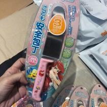 熱門商品現貨售完為止►迪士尼超Q水果刀 美人魚款