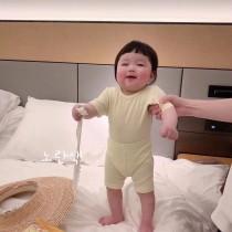 4/4收單►韓國親子款純棉居家套裝-小童寶套裝下單區