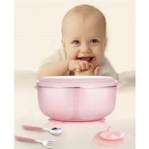 每周五收單►304不鏽鋼寶寶防燙吸盤餐碗組