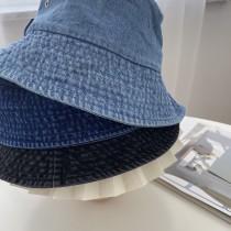 每周五收單►丹尼水洗牛仔漁夫帽