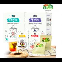 韓國代購風味茶飲優質茶包