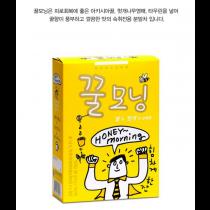 韓國產蜂蜜及綜合花蜜製成 蜂蜜沖泡早安茶