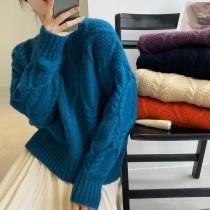 每周五收單►冬季必敗復古麻花毛衣