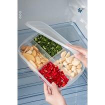 【9/26收單】冰箱專用四格保鮮盒