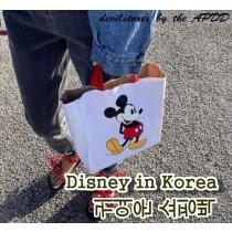 2/27收單►韓國迪士尼米奇手提購物包
