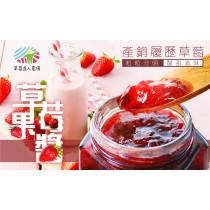 3/3收單►草莓達人農場 私房手工草莓醬